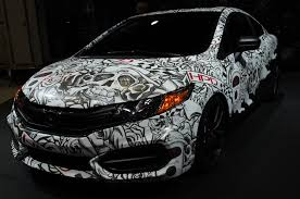 New Honda Civic 2015 India Modified 2014 Honda Civic Coupes Hit 2013 Sema Show Motor Trend Wot