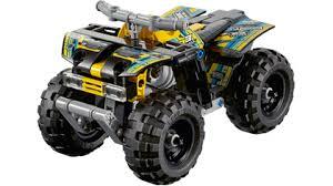 quad bike 42034 lego technic building instructions lego