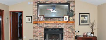 How To Clean Fireplace Bricks With Vinegar by How To Clean A Fireplace Brick U2013 Your Complete Guide Anthony