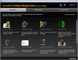 autodesk product design suite product design suite 2014 help launchpad for product design suite