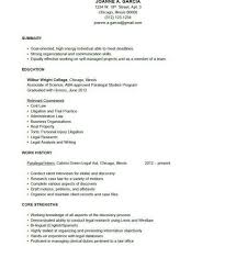 Personal Injury Paralegal Resume Paralegal Resume Samples Visualcv Resume Samples Database
