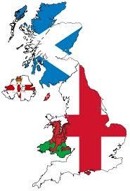 map uk ireland scotland how the uk would look like without scotland zero hedge