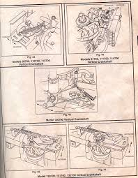 small engines briggs and stratton governor linkage diagrams