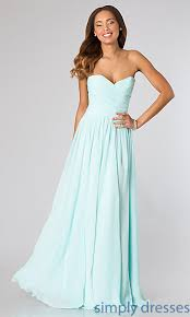 long pleated mint green prom dress beaded gown