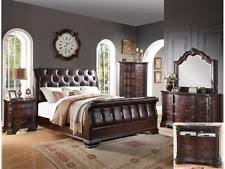 Crown Bedroom Furniture Cherry Crown Mark Bedroom Furniture Sets With 3 Pieces Ebay