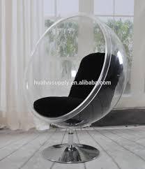 cheap clean acrylic ball chair unique acrylic egg chair with