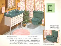 the evolution of colored bathroom fixtures old house restoration
