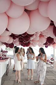 Pink Balloon Decoration Ideas 45 Awesome Diy Balloon Decor Ideas Bridal Shower Pink Event
