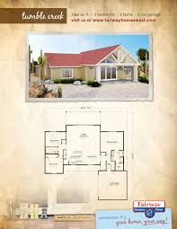 tumble creek cabin fairway homes west custom house builders in