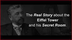 gustave eiffel apartment did you know about the secret room eiffel tower hd1080 youtube