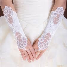 gant mariage mariage ivoire pas cher