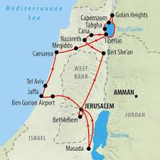 Where Is Nepal Located On The World Map by Israel Tours Holidays To Israel On The Go Tours