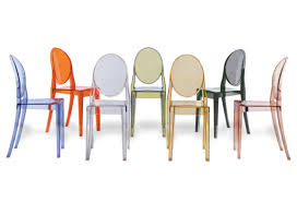 Kartell Louis Ghost Chair Icons Of Design By Starck Victoria Ghost Chair From Kartell