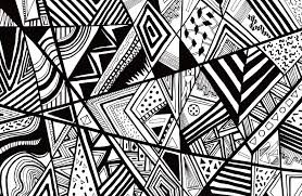 wallpaper abstract art black black and white abstract daway dabrowa co