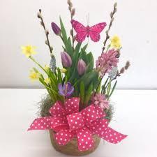 wedding flowers kitchener bulb pot planter basket in kitchener on camerons flower shop