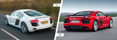 Audi R8 Exterior 2015 Audi R8 Tt And Old R8 Comparison Carwow