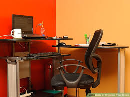 How To Make A Cardboard Desk 3 Ways To Organize Your Room Wikihow