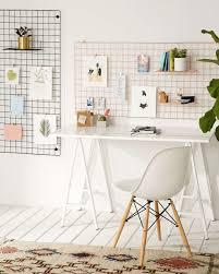 diy bureau 10 diy avec des grilles et du grillage inside design bureaus and