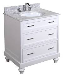kitchen bath collection kitchen bath collection kbc1130wtcarr amelia bathroom vanity set