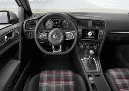 volkswagen golf gti 2015 interior volkswagen golf gti 2014 cartype