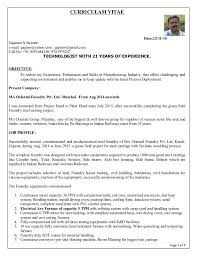 exle of a great resume gns resume 22 02 16