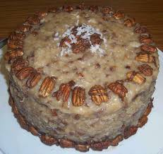 german chocolate cake 1 cup butter softened 4 egg yolks 1