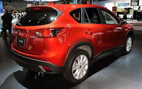 mazda suv 2014 mazda cx 5 suv skyactiv mt at los angeles auto show 2012