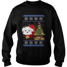 maltese sweater