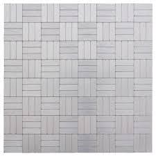 stick on tile backsplash stainless steel tile backsplash penny round brushed mineral tiles