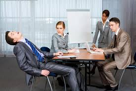 bureau reunion pour faire une sieste au bureau rien ne vaut une bonne réunion
