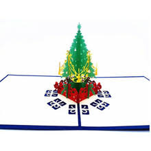 popular origami christmas trees buy cheap origami christmas trees