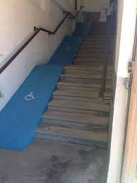 What Is One Flight Of Stairs by Addressing Fake Or Inadequate Disability Accessibility The Mighty