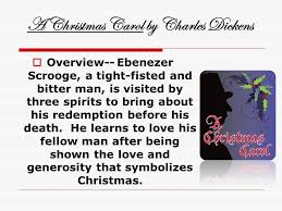 a christmas carol by charles dickens ppt download