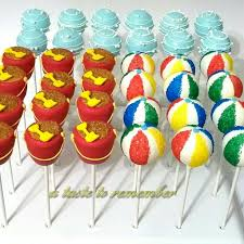 Easter Decorated Cake Balls best 25 beach cake pops ideas on pinterest beach theme desserts