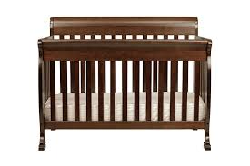 when to convert crib into toddler bed amazon com davinci kalani 4 in 1 convertible crib espresso