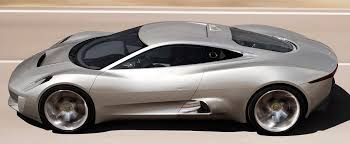 newest supercar e type jaguar supercar 200mph electric hybrid with jet engine