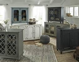 Floor Cabinet by Signature Design By Ashley Mirimyn 4 Door Accent Cabinet U0026 Reviews