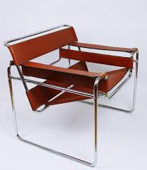 fasem edition of bauhaus icon breuer marcell b3 wassily leather
