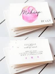makeup artist business card makeup artist business cards artist