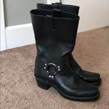 womens motorcycle boots size 9 s used frye boots size 9 on poshmark