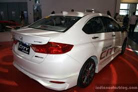 honda philippines honda city mugen rear right three quarter at the philippines