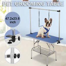 large dog grooming table pet grooming table ebay