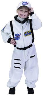 astronaut costume white astronaut suit child costume walmart