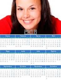fotomontaje de calendario 2015 minions con foto hacer crear calendarios de meses del año 2018 personalizados fotoefectos