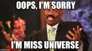 I Am Sorry Meme - steve harvey meme imgflip