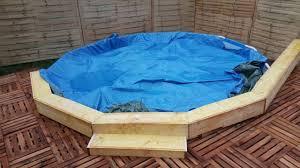 piscine sur pilotis ma premiere piscine avec terrasse pas fini encore petit apercu