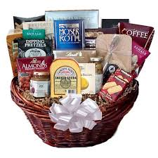 bacon gift basket the corporate collection deluxe gift basket from coral springs