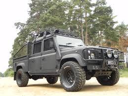 land rover defender 2017 black blackline landrover defender 130 300tdi 1995 kilverstone cars