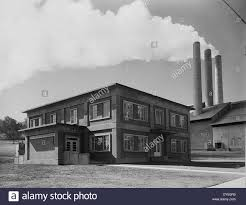 cement plant building lone star cement corp stock photo