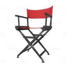 chaise r alisateur chaise réalisateur isolé photos et plus d images de affaires